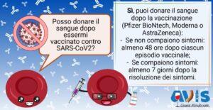 Covid, vaccini e donazioni